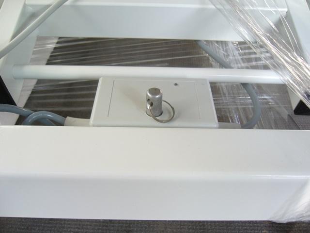 therapieliege modell x elektrisch basisliege. Black Bedroom Furniture Sets. Home Design Ideas