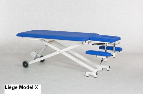 therapieliege modell x elektrisch mit 3 tlg kopfteil. Black Bedroom Furniture Sets. Home Design Ideas