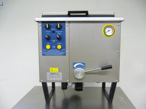 Fango-Rührwerk 60 Liter Edelstahlkessel - Ibenthaler GmbH